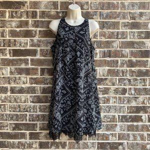 Maurices Women's Sleeveless Dress Layered A-line